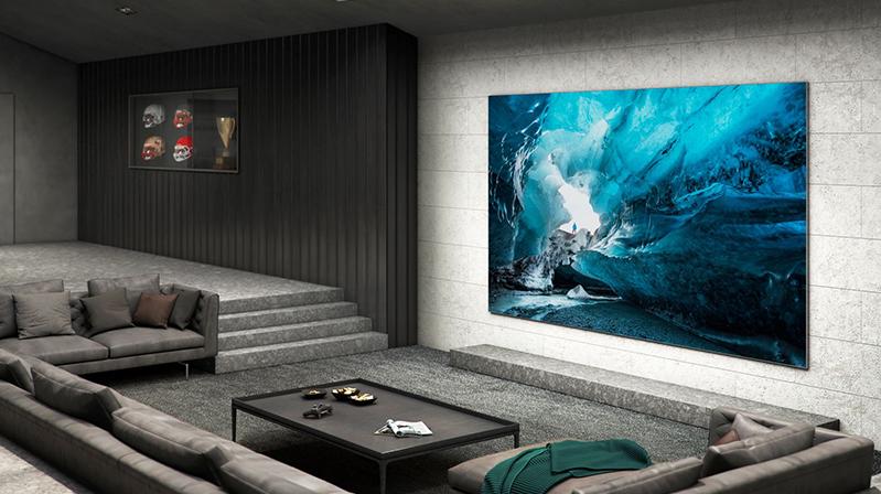 Samsung'dan yeni TV modelleri
