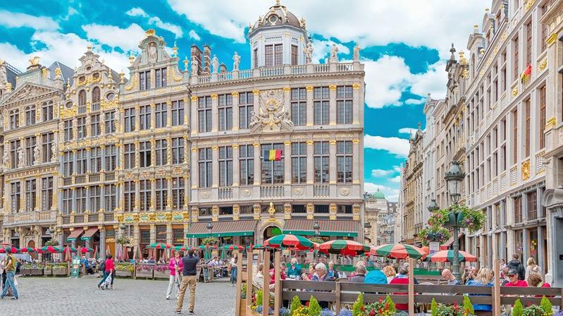 Belçika'da Kovid-19 tedbirleri gevşetiliyor