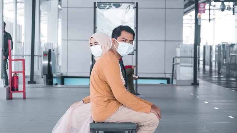 Viyana'da dış alanlarda maske kullanma zorunluluğu getirildi