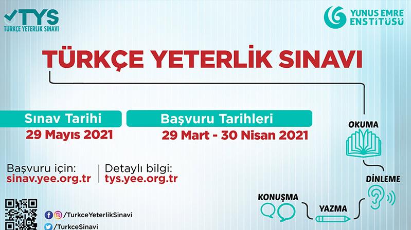 Türkçe Yeterlik Sınavı başvuruları başlıyor