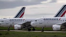 Air France'a Avrupa Birliği'den koronavirüs yardımı