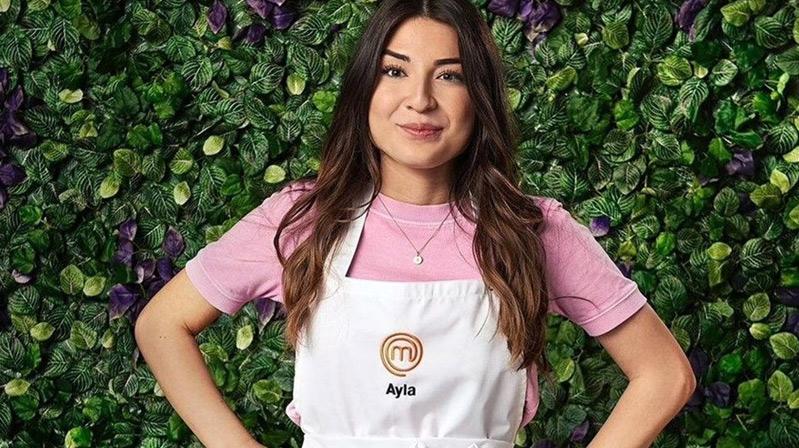 """İsveç'teki """"Masterchef"""" yemek yarışmasında Ayla ikinci oldu"""