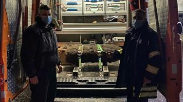 Köln'de İkinci Dünya Savaşı'ndan kalma bomba imha edildi