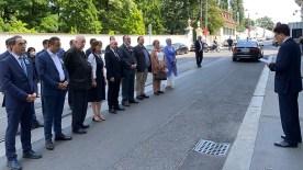 Viyana'da ASALA terör örgütü tarafından şehit edilen Erdoğan Özen anıldı