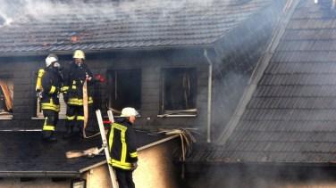 Almanya'da Türklerin yaşadığı binayı kundakladığı şüphesiyle bir Alman tutuklandı