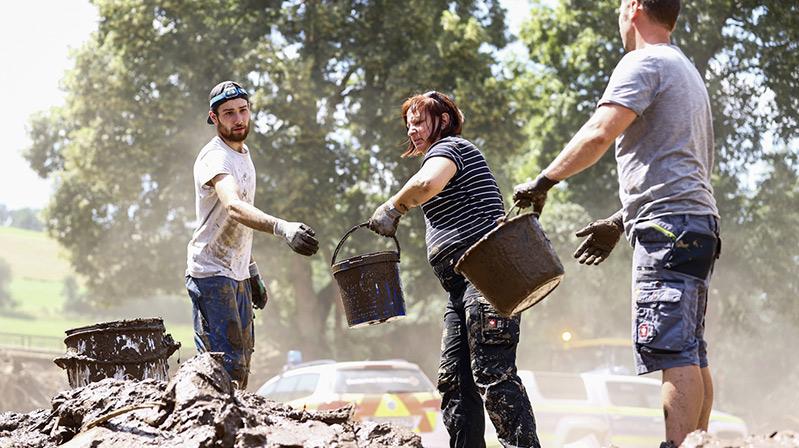 DİTİB'ten sel felaketi mağdurları için yardım kampanyası