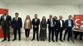 İsviçre Türk Toplumu Başkanlığına Suat Şahin seçildi