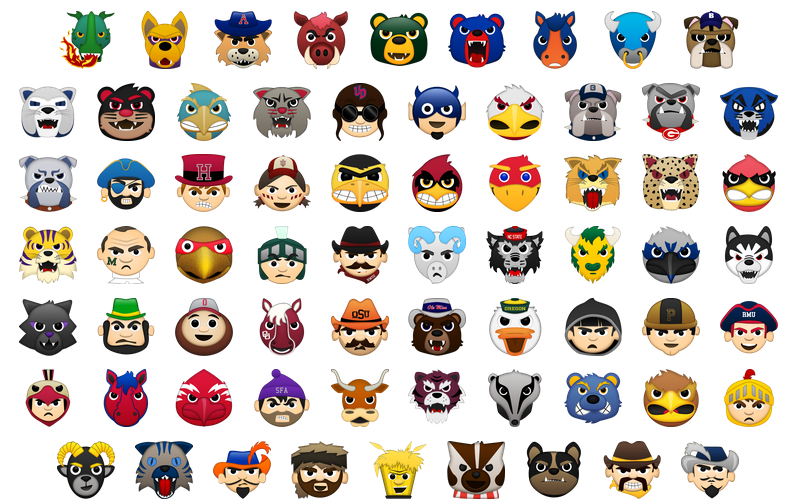 Check Out These Awesome March Madness Emojis