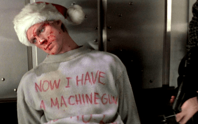 Drunk essay: Die Hard is a Christmas movie