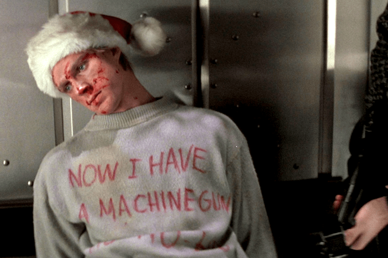 Drunk essay: Die Hard is a Christmas movie