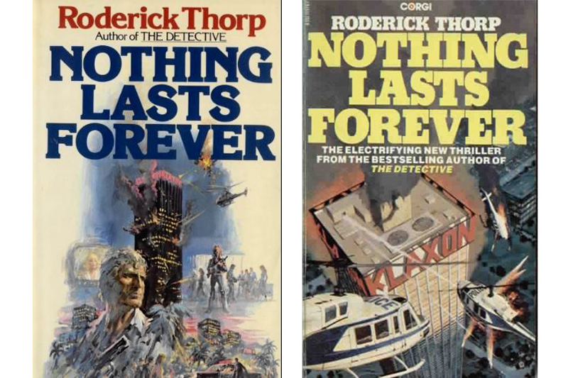 Episode 5 – Roderick Thorp's Nothing Lasts Forever