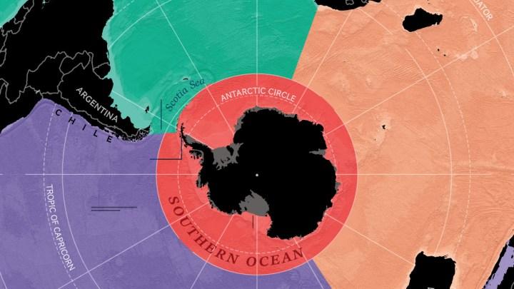 Ο πέμπτος ωκεανός της Γης αναγνωρίστηκε και επίσημα