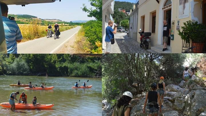 Μια διαφορετική ποδηλατική εκστρατεία επικοινωνίας και δικτύωσης στα Βαλκάνια.