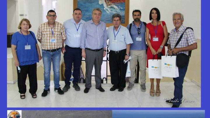 Σημαντικές συνάντησεις του Δ.Σ της ΔΙ.ΕΚ.ΔΗ & Μ.Μ.Ε έχουν αρχίσει στην Κρήτη…