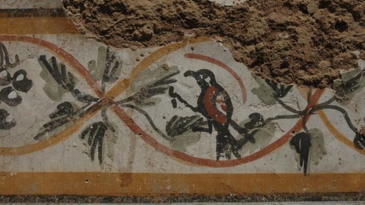 Ανακαλύφθηκε 1700 ετών Ελληνικό σχολείο στην Αίγυπτο