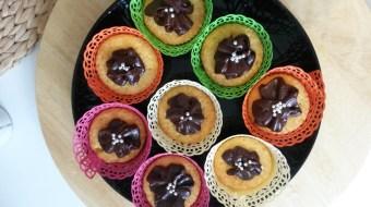 Blumen Cupcakes