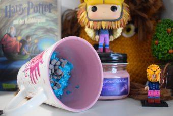 Harry Potter Cookie Dough Snack | Nerd Day