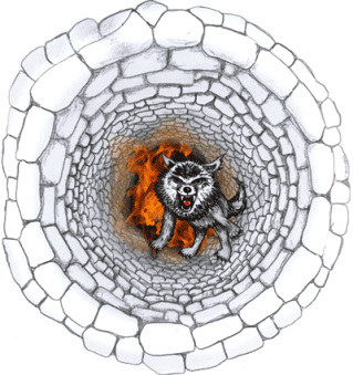 Brunnen-Falle