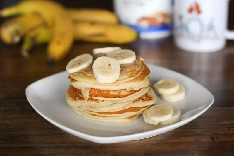 American Pancakes Rezept mit Buttermilch