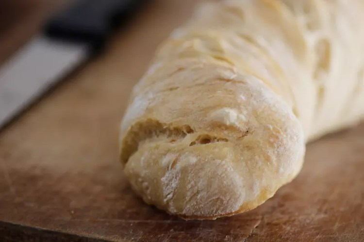 Gedrehtes Baguette - Pain Paillasse ( Thermomix )