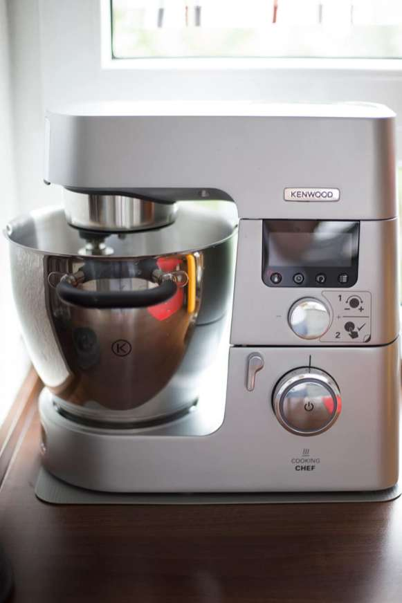 kenwood-maschine
