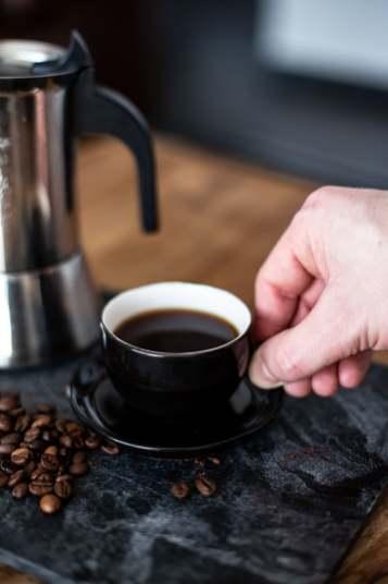 Espresso selber machen auf dem Herd