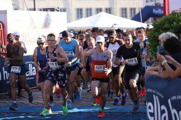 Marathon - Start