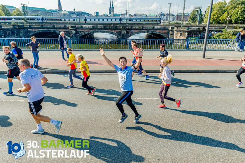 Best of Fotos 2019 Alsterlauf IV