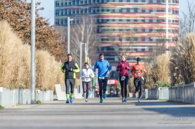 Winterlaufserie Wilhelmsburg 2019, 2. Lauf 16