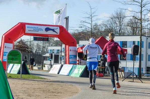 Winterlaufserie Wilhelmsburg 2019, 2. Lauf 19