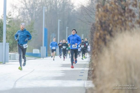 Winterlaufserie Wilhelmsburg 2019, 2. Lauf 3