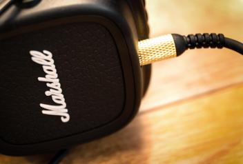 Marshall Headphones Jack