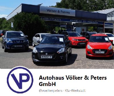 800.00 Euro Förderung des Autohausneubaus von Völker und Peters
