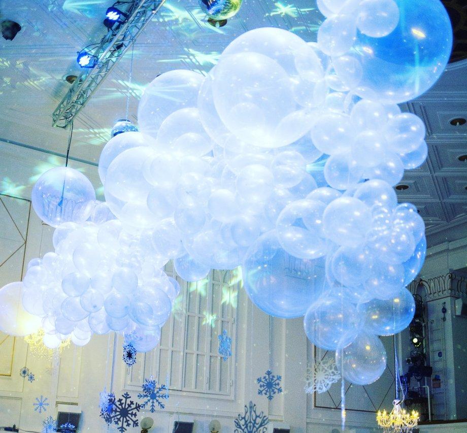 Riesen Luftballons Durchsichtig 100cm. Die Macherei