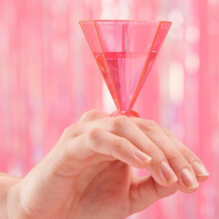 Ring Shot Glaeser Diamant Neonpink Die Macherei