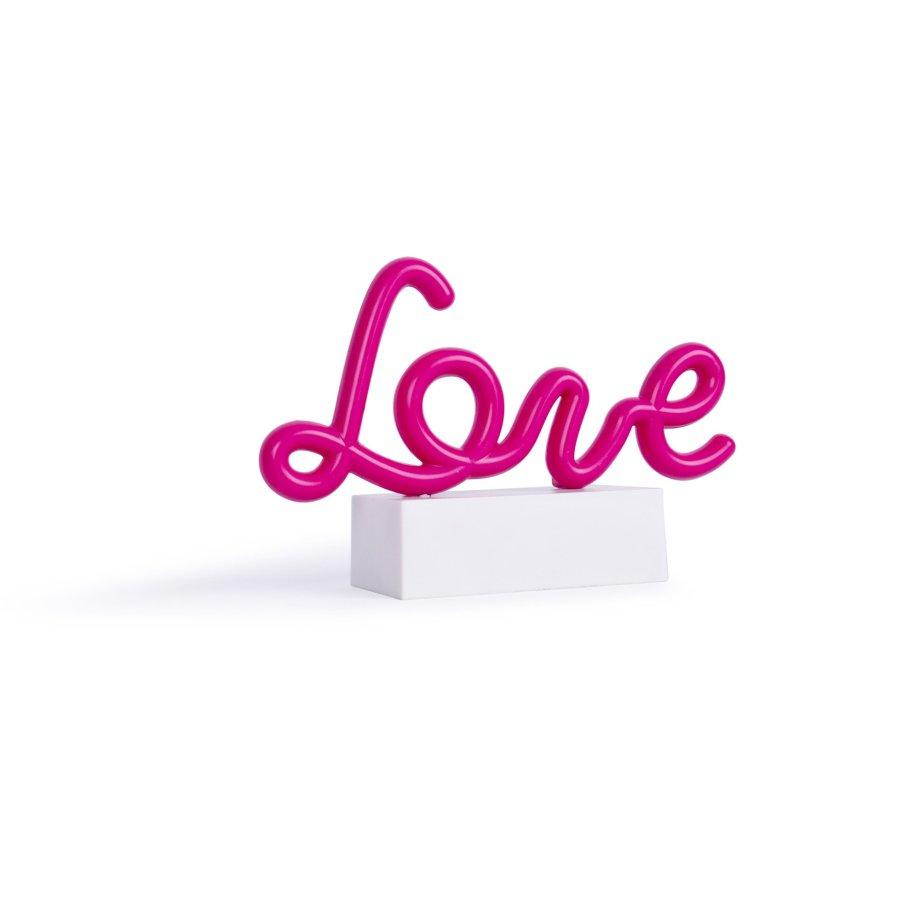 Mini Neonschriftzug Love