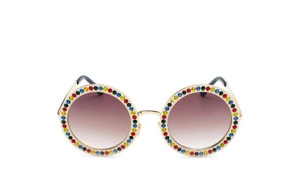 Regenbogenbrille