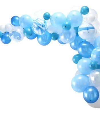 luftballon-girlande-blau-weiss-70teiligDie Macherei