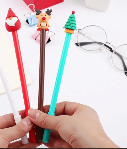 Weihnachtsstift 3 Designs