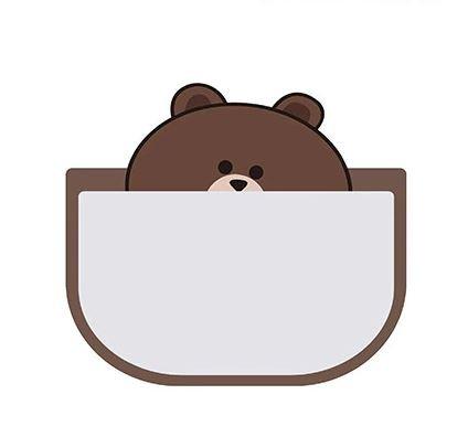 Macherei Shield Kids - Gesichtsschutzvisier Bär