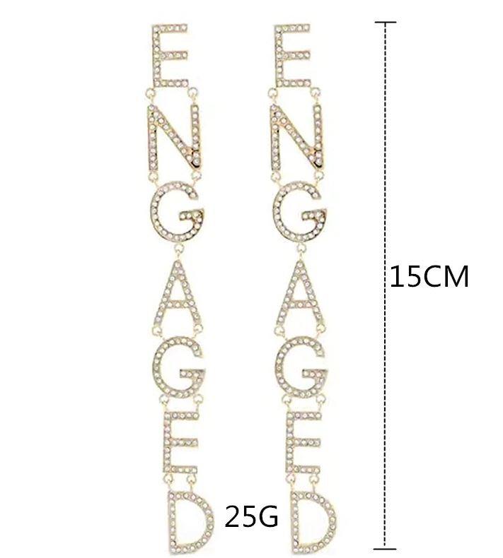 Ohrringe Engaged