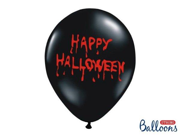 Ballon Set Happy Halloween