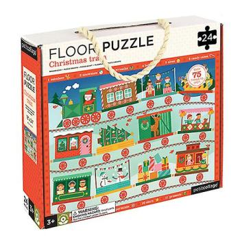 Weihnachtspuzzle