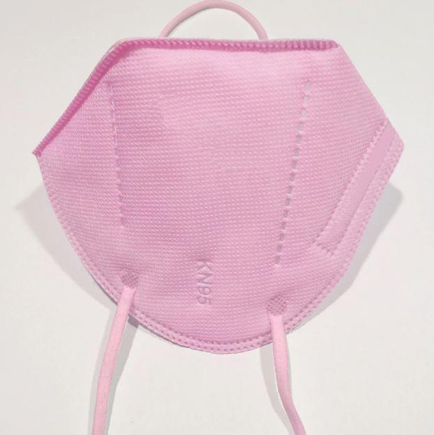 Macherei Mask - FFP2 Maske rosa - Die Macherei