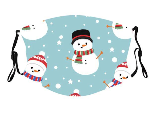 Kindermaske Wiehnachten
