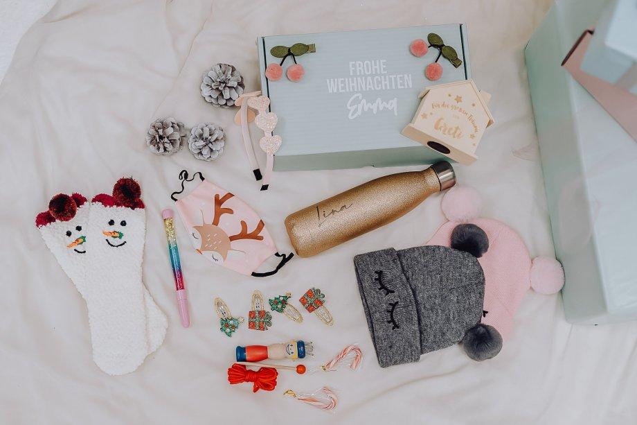 Weihnachtsbox Kinder personalisierbar & befüllbar