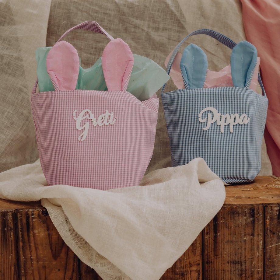 Bunny Basket 2 Farben