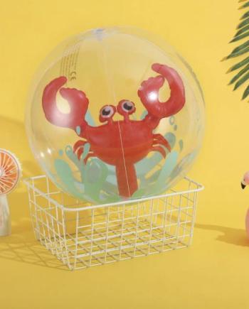 Wasserball Krabbe