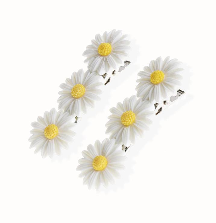 Haarclips Daisy