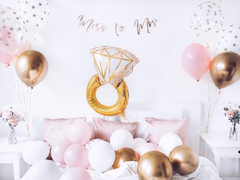 "Folienballon ""Ring"""